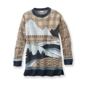 Woolrich Fallscape Crew Sweater, Women's XL